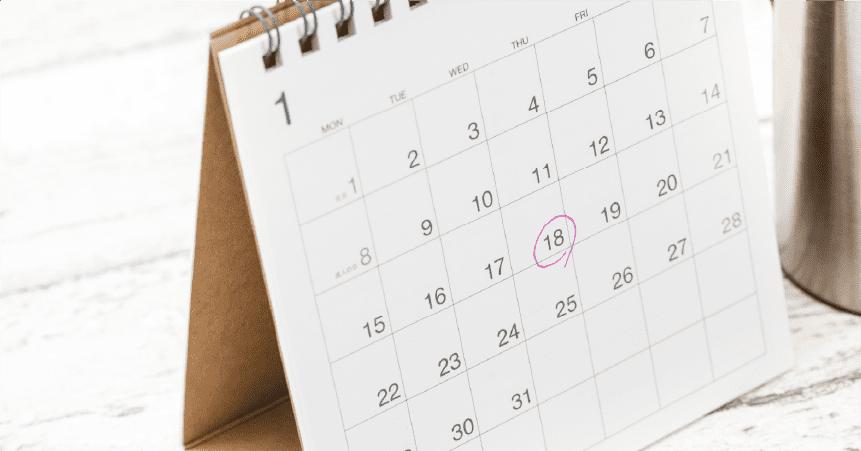 どのくらいの期間工事するの?