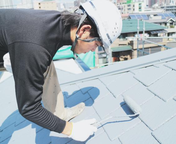 基準塗布量を正しく守り、耐久性の低下を抑えます!