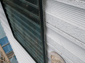 雨漏り(窓枠)