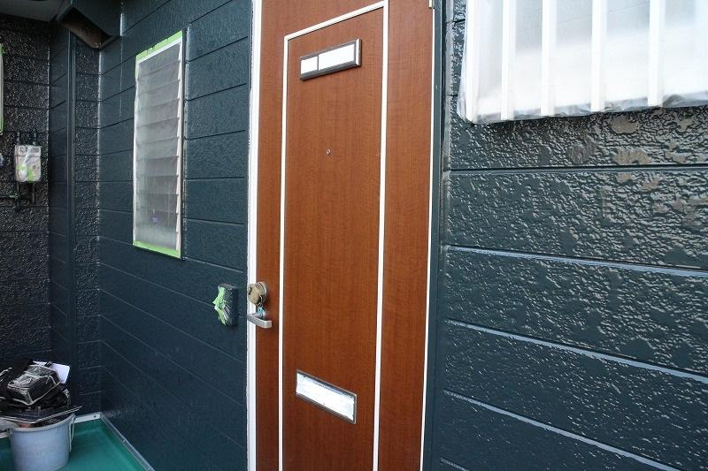 玄関ドアシート